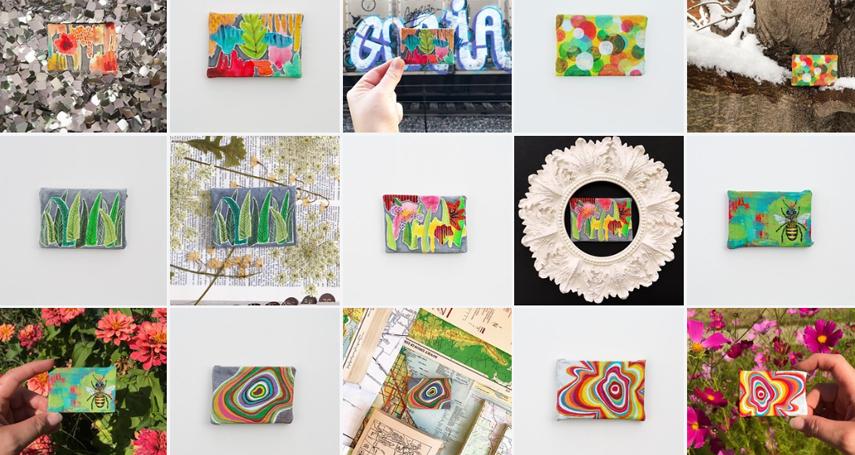 Art-o-mat Paintings 11-20