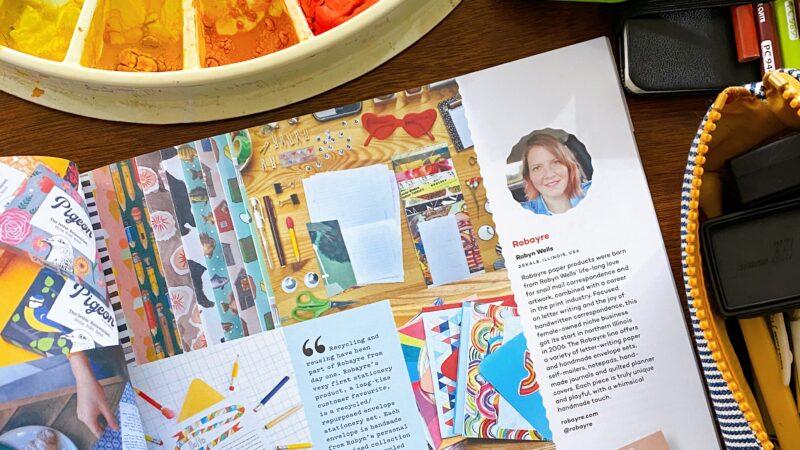 Uppercase Magazine Feature