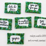 Grass Quote mini series