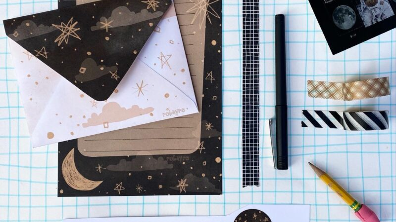 New Stationery Set – Paper Moon